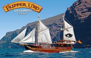 Bootsausflug zwischen Teneriffa und La Gomera