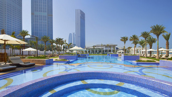 The St. Regis Abu Dhabi,