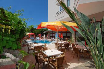 Hatipoglu Beach Hotel,