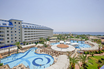 Crystal Admiral Resort,