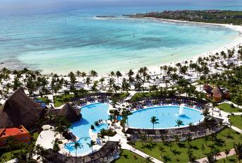 Barcelo Maya Beach Resort - Maya Beach / Caribe / Colonial / Tropical / Palace Deluxe,