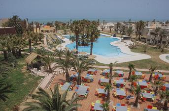 Welcome Meridiana Djerba,