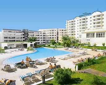 Komplex - Jardins dAjuda Suite Hotel,
