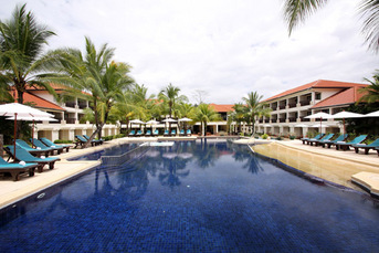 The Briza Beach Resort,
