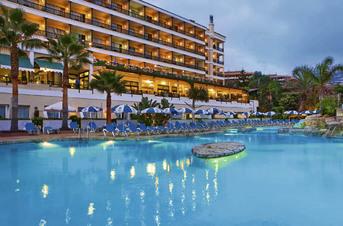 Diverhotel Tenerife Spa & Garden,